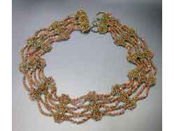 Czarina's Collar Necklace
