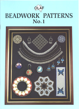 Olaf Beadwork Patterns No. 1 (Book)