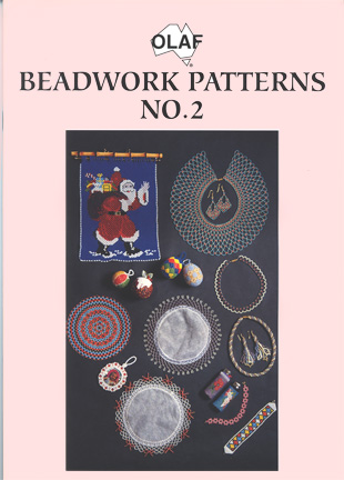 Olaf Beadwork Patterns No. 2 (Book)