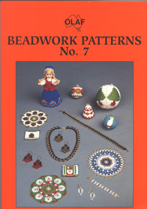 Olaf Beadwork Patterns No. 7 (Book)