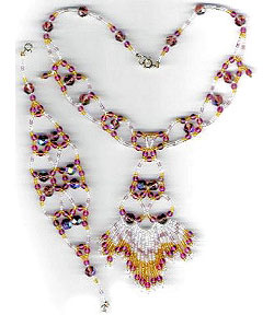 Exotica Bracelet and Necklace Set