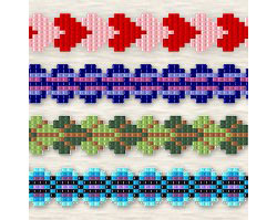 Hearts and More Pattern Pack