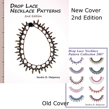 Drop Lace Necklace Collection 2007-2014 (E-Book)