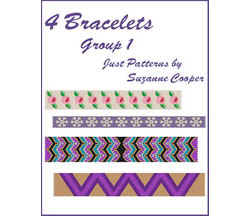 4 BRACELETS Group 1 E-Book