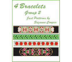 4 BRACELETS Group 2 E-Book