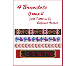 4 BRACELETS Group 3 E-Book