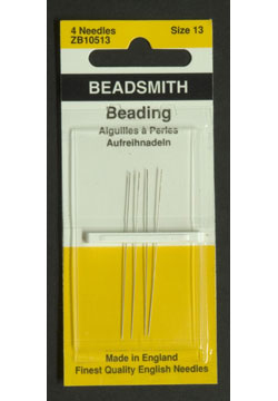 Size 13 - Beadsmith - 4 Pack