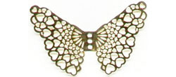 Filigree Heart Wings