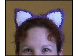Kitty Ear Headband