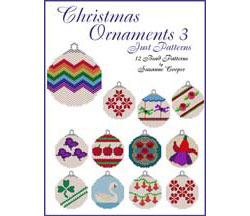 CHRISTMAS ORNAMENTS 3 - Just Patterns