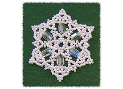 Snowflake Ornament #47