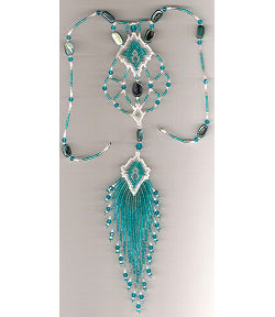 Caribbean Mist Necklace