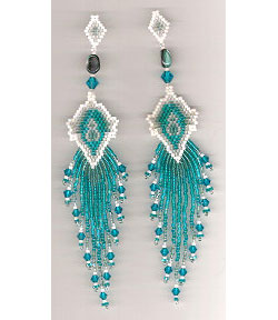 Caribbean Mist Earrings