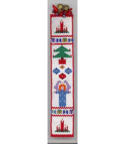 """Jingle Bells"" Christmas Bookmark"