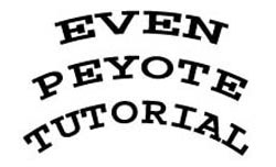 Even Peyote Tutorial