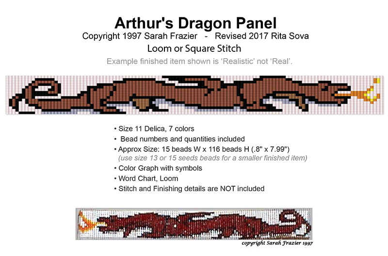 Arthur's Dragon Panel