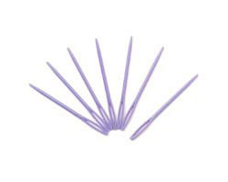 Kids Plastic Needles 2.75 inches (8 per package)