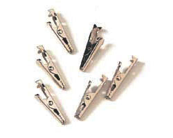Alligator Clips 32MM (6 per package)