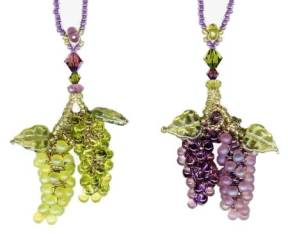 Vineyard Harvest Necklace