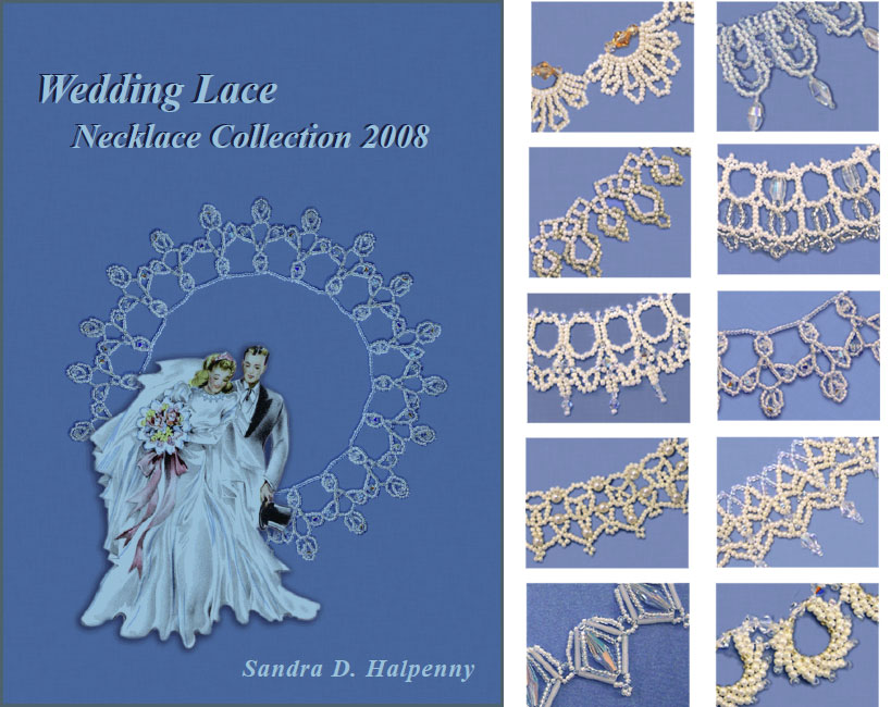 Wedding Lace Necklace Collection 2008