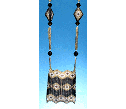 Merry-Go-Round Diamonds Amulet Purse