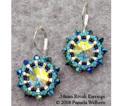 EZ Rivoli Earrings