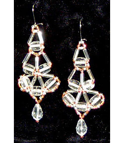 Crown Jewel Variation Earrings