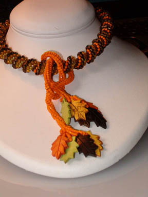 Autumn Winds Necklace