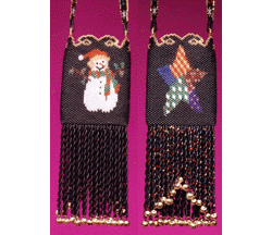 Jingle Bells Amulet Purse