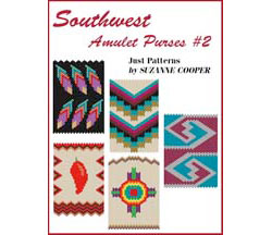 SOUTHWEST AMULET PURSES/NECKLACES #2