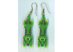 Crocodile Earring