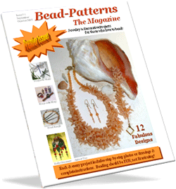 Bead-Patterns the Magazine - Issue 1 (Sep/Oct 2005)