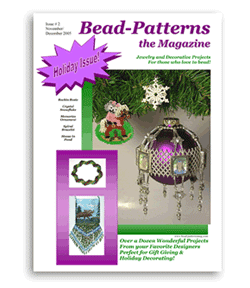 Bead-Patterns the Magazine - Issue 2 (Nov/Dec 2005)