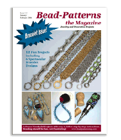 Bead-Patterns the Magazine - Issue 3 (Jan/Feb 2006)