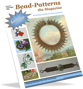 Bead-Patterns the Magazine - Issue 6 (Jul/Aug 2006)