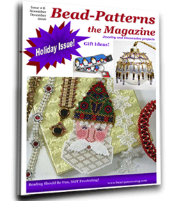 Bead-Patterns the Magazine - Issue 8 (Nov/Dec 2006)