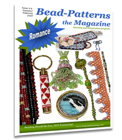 Bead-Patterns the Magazine - Issue 9 (Jan/Feb 2007)