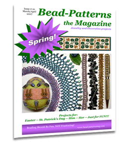 Bead-Patterns the Magazine - Issue 10 (Mar/Apr 2007)
