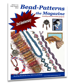 Bead-Patterns the Magazine - Issue 12 (Jul/Aug 2007)