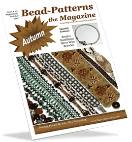 Bead-Patterns the Magazine - Issue 13 (Sep/Oct 2007)