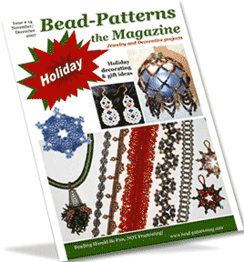 Bead-Patterns the Magazine - Issue 14 (Nov/Dec 2007)