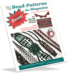 Bead-Patterns the Magazine - Issue 15 (Jan/Feb 2008)