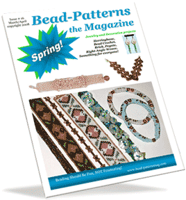 Bead-Patterns the Magazine - Issue 16 (Mar/Apr 2008)