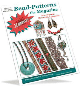 Bead-Patterns the Magazine - Issue 18 (Jul/Aug 2008)
