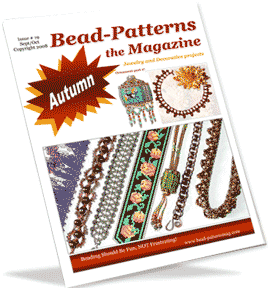 Bead-Patterns the Magazine - Issue 19 (Sep/Oct 2008)
