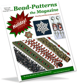 Bead-Patterns the Magazine - Issue 20 (Nov/Dec 2008)