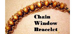 Chain Windows Bracelet