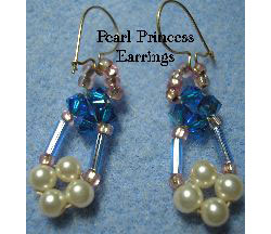 Pearl Princess Earrings
