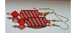 Peppermint Jewel Earrings