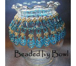 Beaded Contessa Ivy Bowl